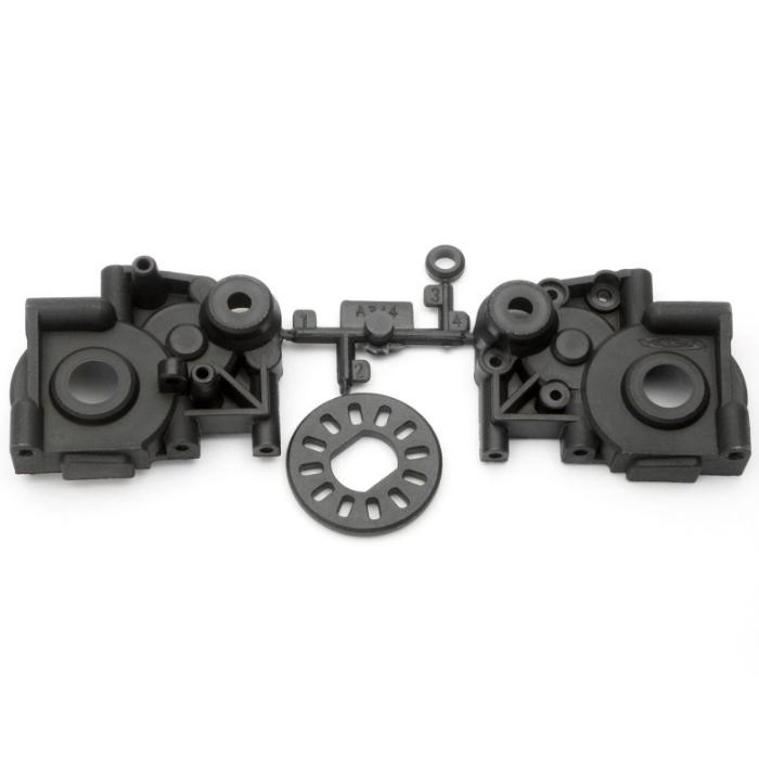 HPI Nitro Rush Rear Aluminum Gear Box Brace RH1015