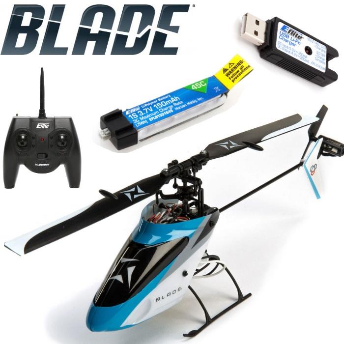 E-flite Blade Nano S2 RTF Radio Control Helicopter w// SAFE Technology BLH1300 HH