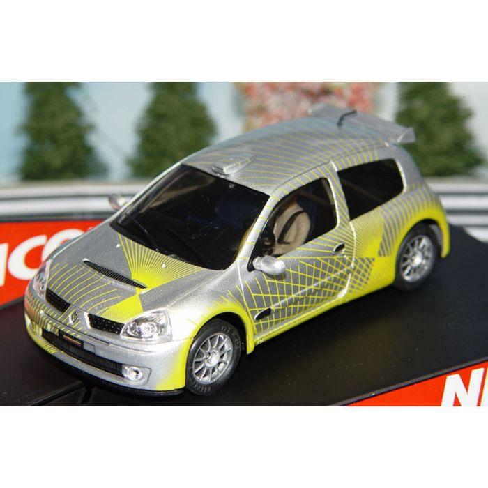 Ninco 50297 Renault Clio Super 1600 Scalextric SCX Slot Car 1/32