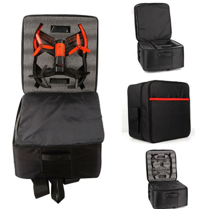 Backpack Bag Carrying Case for Parrot Bebop Drone (AR 3 0) and Sky  Controller