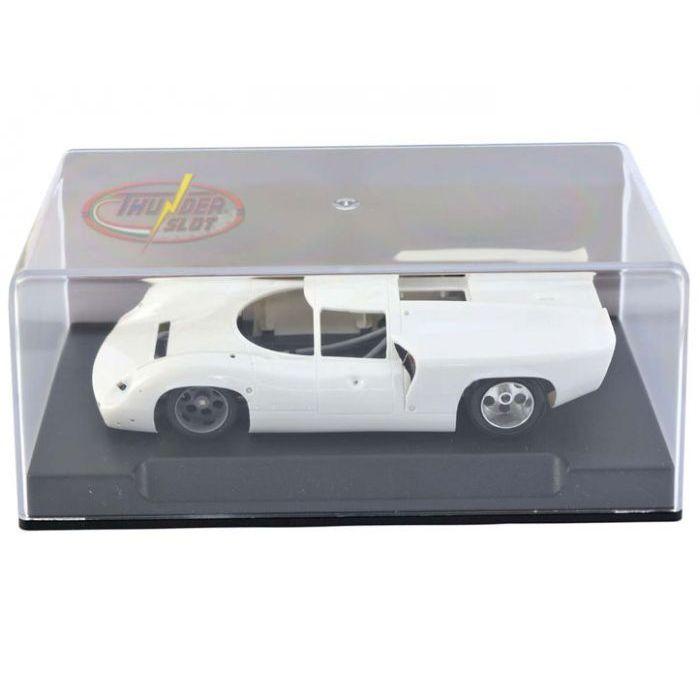 Thunder Slot Lola T70 MkIII White unpainted Kit Slot Car 1/32 CA001KS