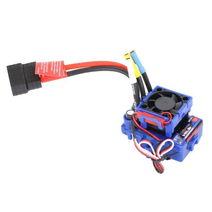 Powerhobby Traxxas Velineon VXl-3 ESC Cooling Fan Bandit VXL Motor Fan Blue
