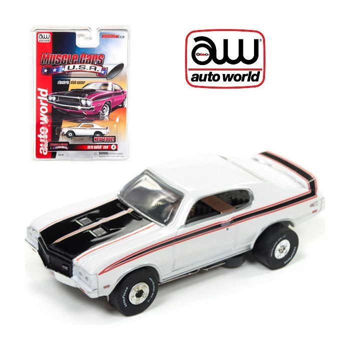 Auto World Buick GSX Thunderjet Tjet R21 AFX HO Scale slot Car SC329