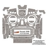 Wood Texture Frsky Taranis X9D Plus X9D Transmitter Skin Wrap Sticker Decal