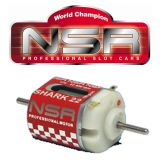 NSR 3001 Shark 1/32 Slot Car Can Sized 22,400 RPM Motor
