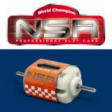 NSR 3004 Shark 1/32 Slot Car Can Sized 20,000 RPM Universal Motor 20K