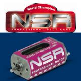 NSR 3023 King Evo 3 Long Can 21,400 RPM Motor 1/32 Slot Car