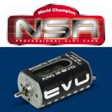 NSR 3028 King Evo Long Can 38,000 RPM Motor 1/32 Slot Car 38K