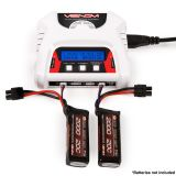 Venom 0683 2-4 Cell AC / DC LiPo Battery Balance Charger