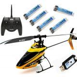 Blade BLH2400 Nano CP S RTF Ultra Micro Helicopter w 3X 45C Lipo Battery