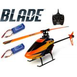 Blade BLH1400 230 S V2 RTF Flybarless Collective Pitch Heli / Helicopter w 2x Lipo