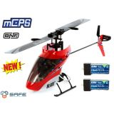 Balde BLH5180 mCP S BNF Helicopter / Heli W 2x Lipo Battery