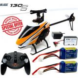 Blade BLH9300 Ready To Fly Helicopter 130 S 130S w/Safe 3S 300mAh Lipo Battery