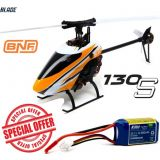 Blade BLH9350 130 S 130S BNF / Bind N Fly Helicopter Basic w 3S Lipo Battery