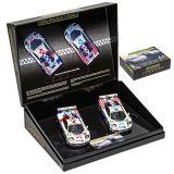 Scalextric C4012A McLaren F1 GTR Le Mans 1996 Twin Pack 1/32 Slot Car DPR