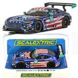 Scalextric C4023 Mercedes AMG GT3 Riley Motorsports 1/32 Slot Car DPR