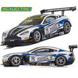 Scalextric C4027 Aston Martin GT3 British GT Winner 1/32 Slot Car DPR