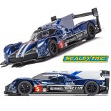 Scalextric C4033 Ginetta G60-LT-P1 Le Mans 2018 1/32 Slot Car DPR
