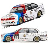Scalextric C4040 BMW E30 M3 DTM 1989 Champion 1/32 Slot Car DPR