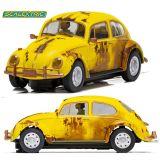 Scalextric C4045 Volkswagen Beetle Rusty Yellow 1/32 Slot Car DPR