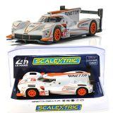 Scalextric C4061 Ginetta G60-LT-P1 LeMans 1/32 Slot Car DPR
