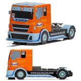 Scalextric C4089 Truck Gulf Racing 1/32 Slot Car DPR