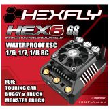 Redcat Racing HEX6 6s ESC / Electronic Speed Control