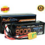 PowerHobby 3S 11.1V 9000mAh 75C Lipo Battery Pack w XT90 Plug