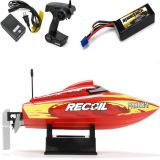 ProBoat PRB08016 Recoil 17 Deep-V RTR Brushless Boat w Radio / Battery / Charger