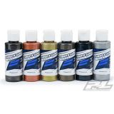 Pro-Line Body Paint Pure Metal Set For Specially Formulated Water-Based Paint