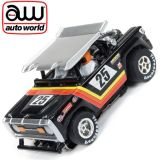 Auto World Baja Bronco Black Xtraction R24 AFX Ho Scale Slot Car SC335