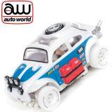 Auto World iWheel Baja Bug Xtraction Off Road AFX Ho Scale Slot Car SC335