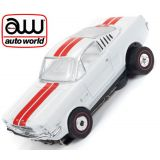 Auto World Ford Mustang Fastback Thunderjet AFX Ho Scale Slot Car SC336