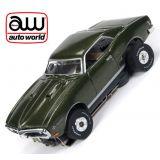 Auto World Thunderjet R23 Pontiac Firebird AFX Ho Scale Slot Car SC336
