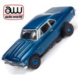Auto World Chevrolet Nova R23 Thunderjet AFX Ho Scale Slot Car SC336