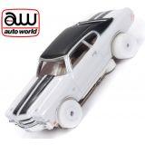Auto World iWheels Chevelle SS Thunderjet R23 Coffe AFX Ho Scale Slot Car