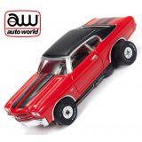 Auto World Thunderjet R23 Chevrolet Chevelle SS AFX Ho Scale Slot Car SC336