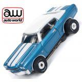 Auto World Thunderjet Chevrolet Chevelle SS AFX Ho Scale Slot Car SC336