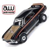 Auto World 1971 Buick GSX Thunderjet R23 Coffe AFX Ho Scale Slot Car