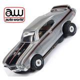 Auto World Buick GSX Thunderjet R23 Cars N Coffe AFX Ho Scale Slot Car SC336