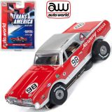 Auto World Mercury Cougar Dan Gurney Thunderjet AFX Ho Slot Car SC338