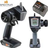 Spektrum SPM5100 DX5C 5-Channel DSMR Radio / Transmitter w SR415 Receiver