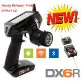 Spektrum SPM6410 DX6R 6-CH DSMR Android-Powered Radio System w/ WiFi/BT