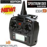 Spektrum SPMR9910 DX9 Black Edition 9-Channel DSMX Transmitter Only Mode 2