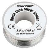 TrakPower TKPR0976 Rosin Core Silver Solder 100G For TKPR0955