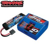 Traxxas 2995 Battery /Charger Completer Pack (Includes #2970 #2869X) 4-Tec 2.0