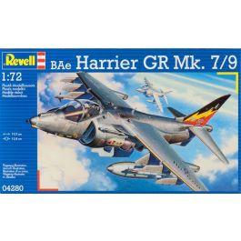 Bae Harrier GR MK 7 Revell Maquette 04280