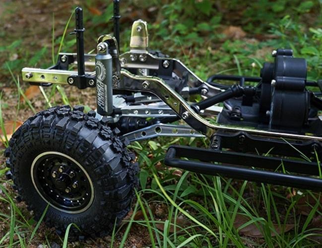 Yeah Racing 90mm Desert Lizard Two Stage Internal Spring Damper Crawler GM
