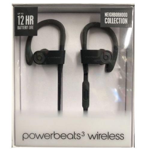 a867e3c7b4e New Beats By Dr. Dre Powerbeats 3 Asphalt Gray Wireless Headphones  Neighborhood Collection