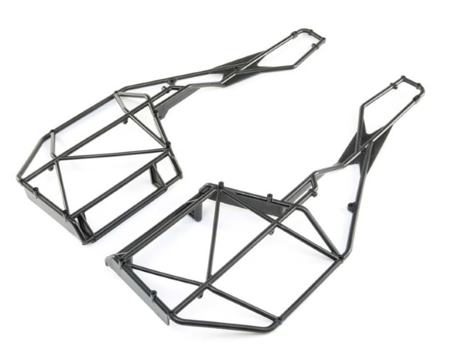 Losi Racing Los251054 Roll Cage Sides Left And Right 16 Super Baja